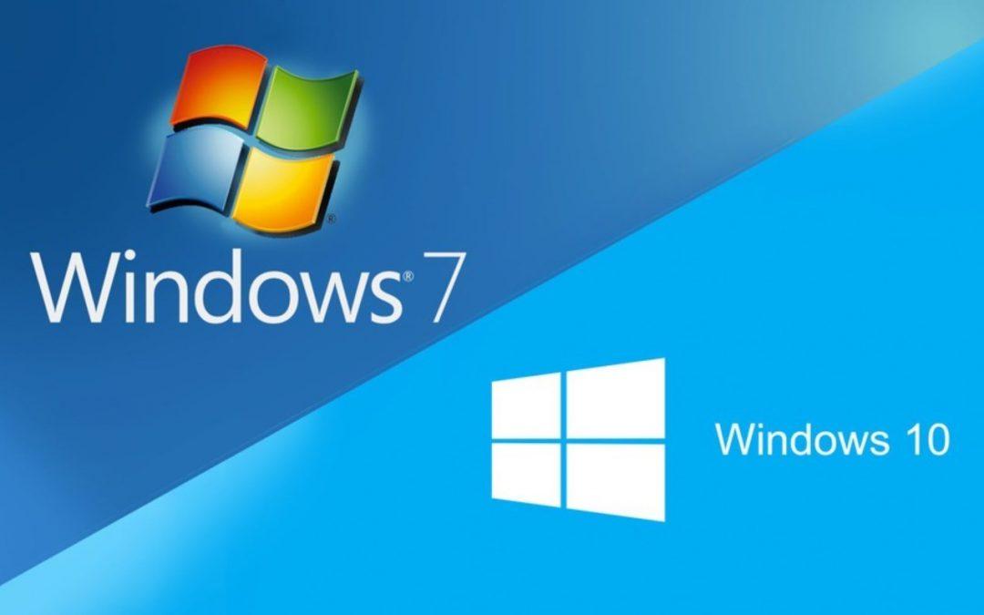 Moet ik overstappen naar Windows 10?