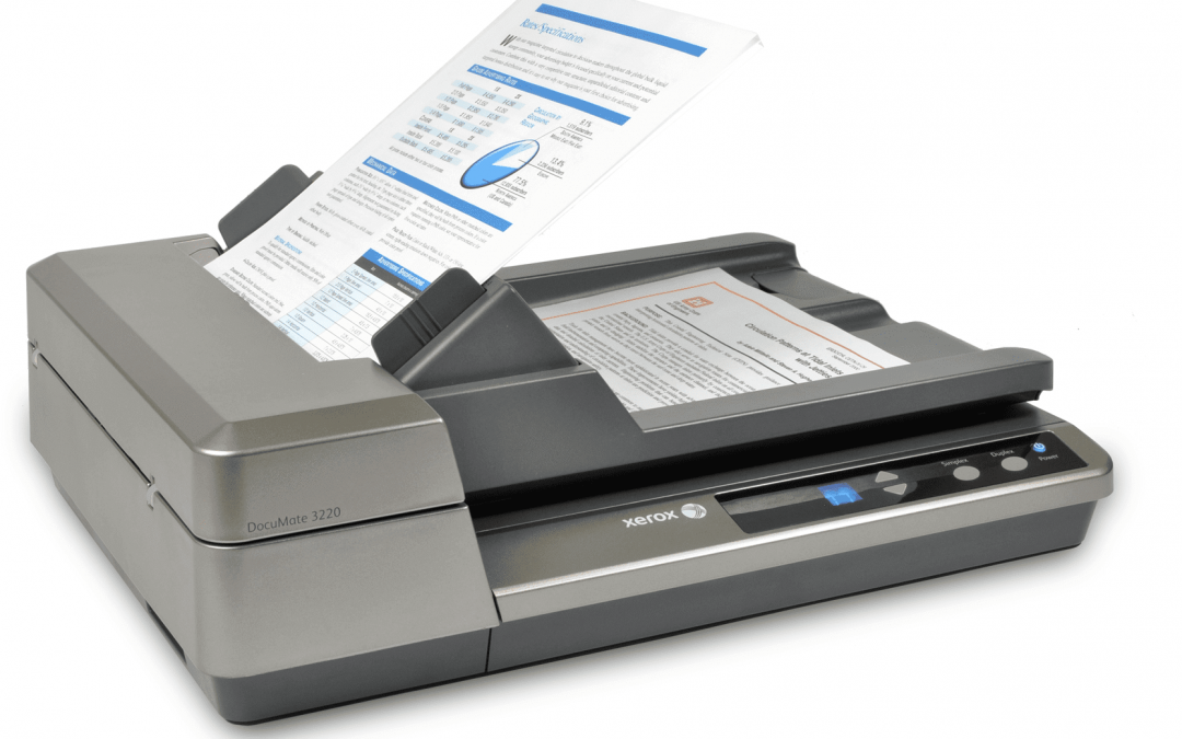 Hoe kan ik documenten scannen met mijn Windows computer?